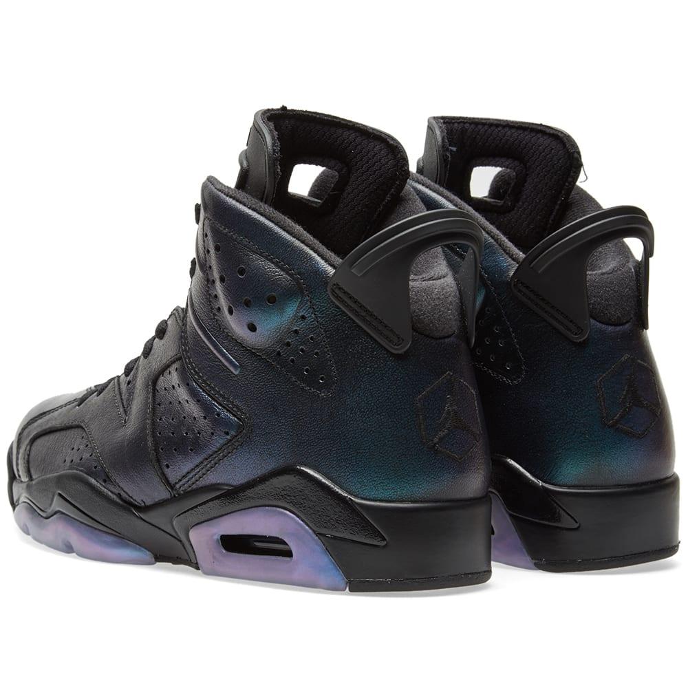 huge discount 53794 6b838 Nike Air Jordan 6 AS  Chameleon  Black   White   END.