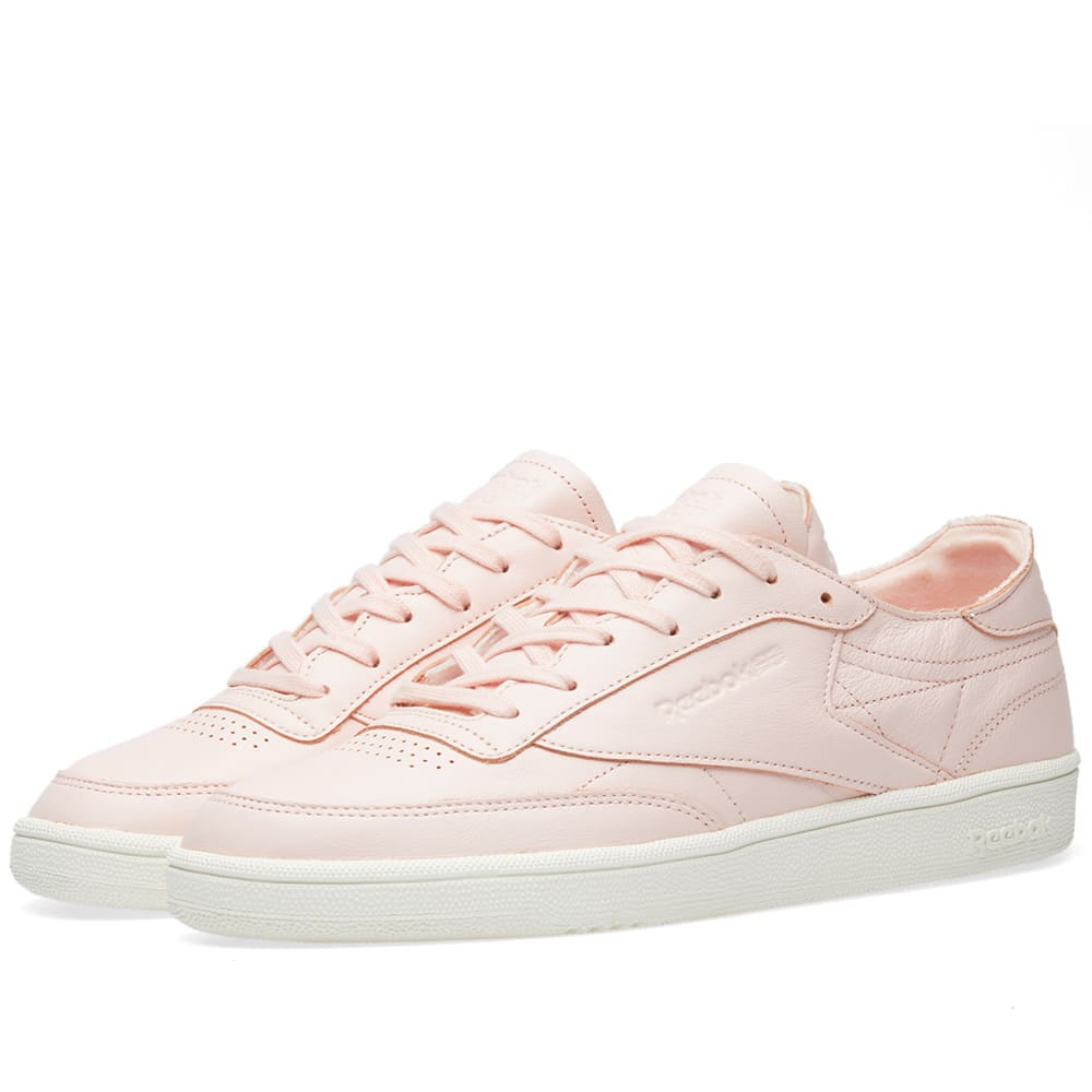 reebok club c 85 pink