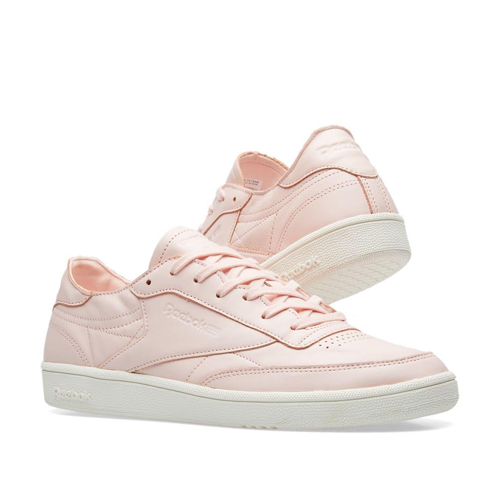 671df71241d Reebok Club C 85 DCN W Luna Pink   Chalk