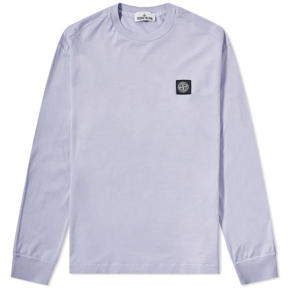 stone island long sleeve shirt