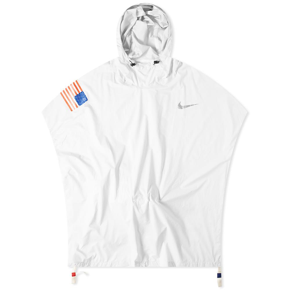 Nike x Tom Sachs Poncho White | END.