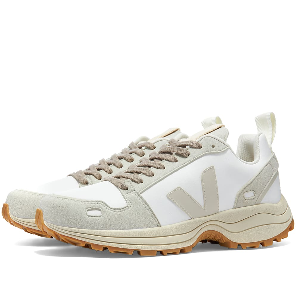 Rick Owens x Veja Hiking Sneaker Pearl