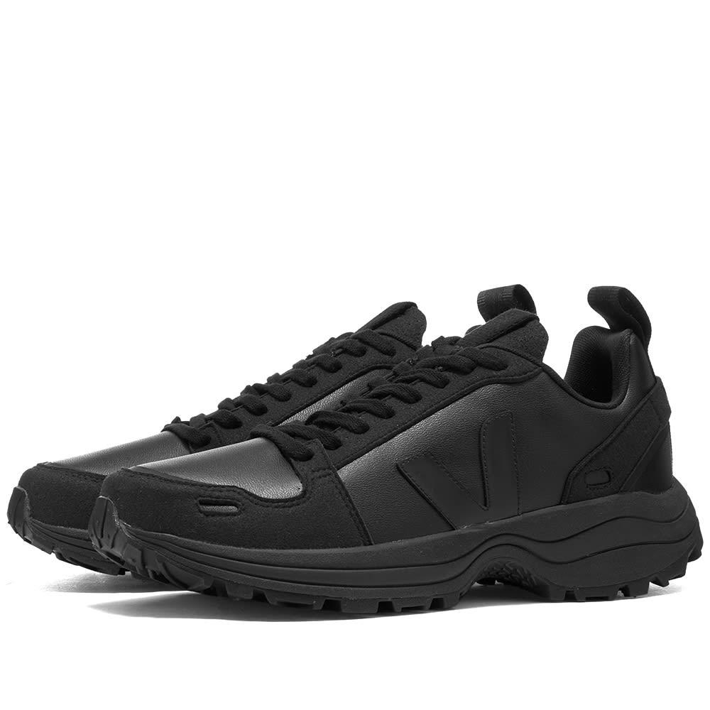 danza salchicha Guijarro  Rick Owens x Veja Hiking Sneaker Black & Pearl | END.