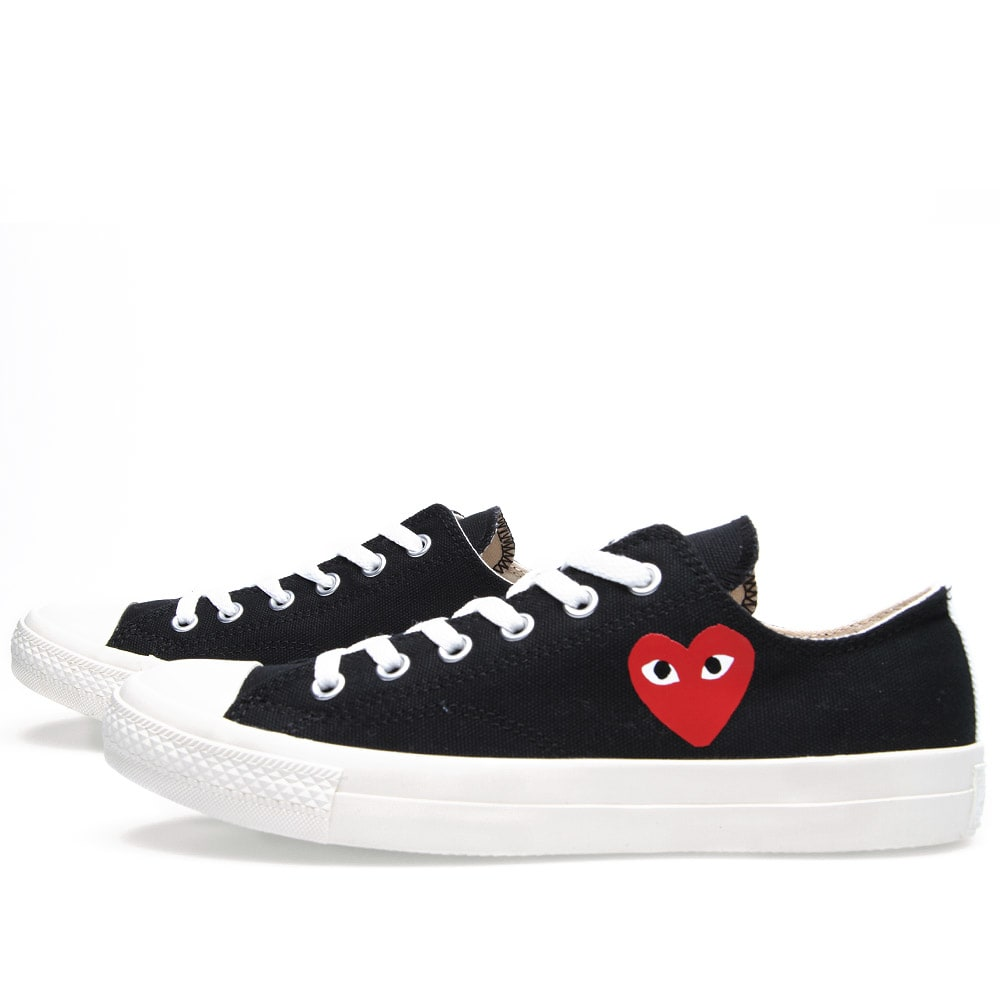 Garcons X Converse Comme Des Ox Play All Star nmNv80w