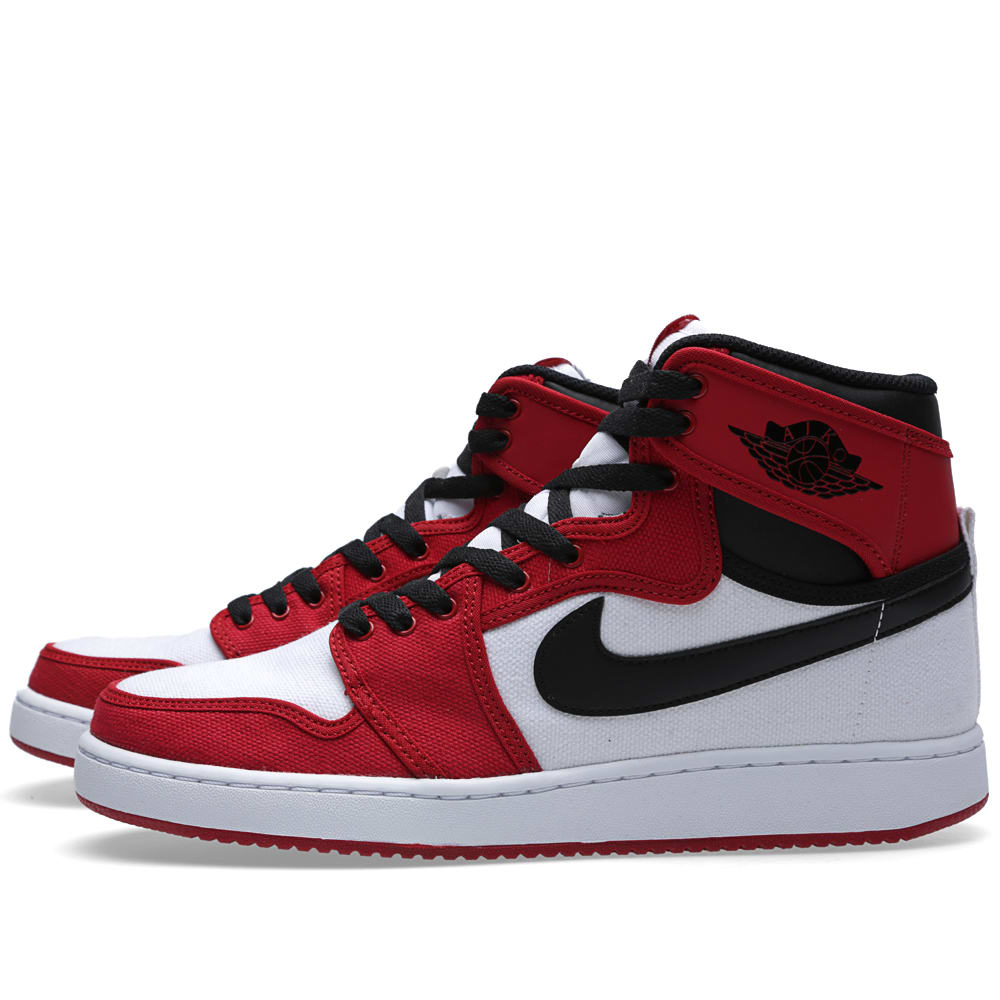 chaussures de séparation 94ecb 9115a Nike Air Jordan 1 KO High OG 'Chicago'