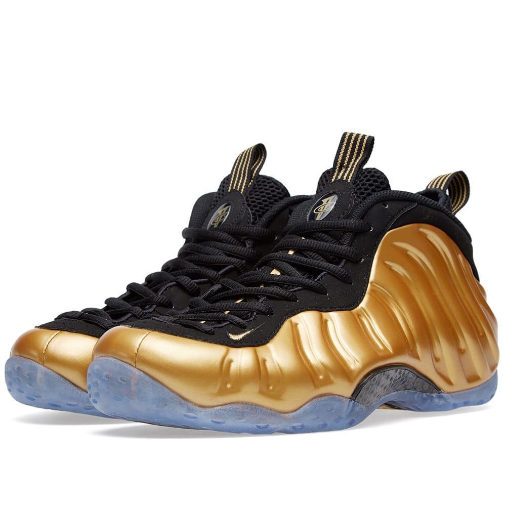 sports shoes fd340 66534 Nike Air Foamposite One 'Metallic Gold'