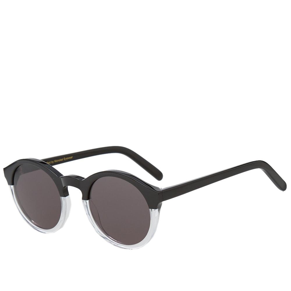 MONOKEL Monokel Barstow Sunglasses in Black