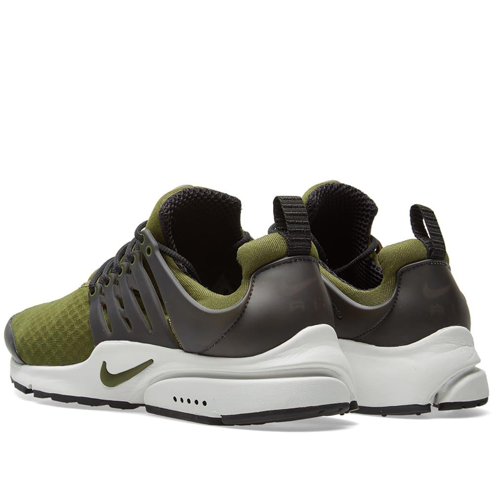 4336ad370f16fe Nike Air Presto Essential Legion Green   Black