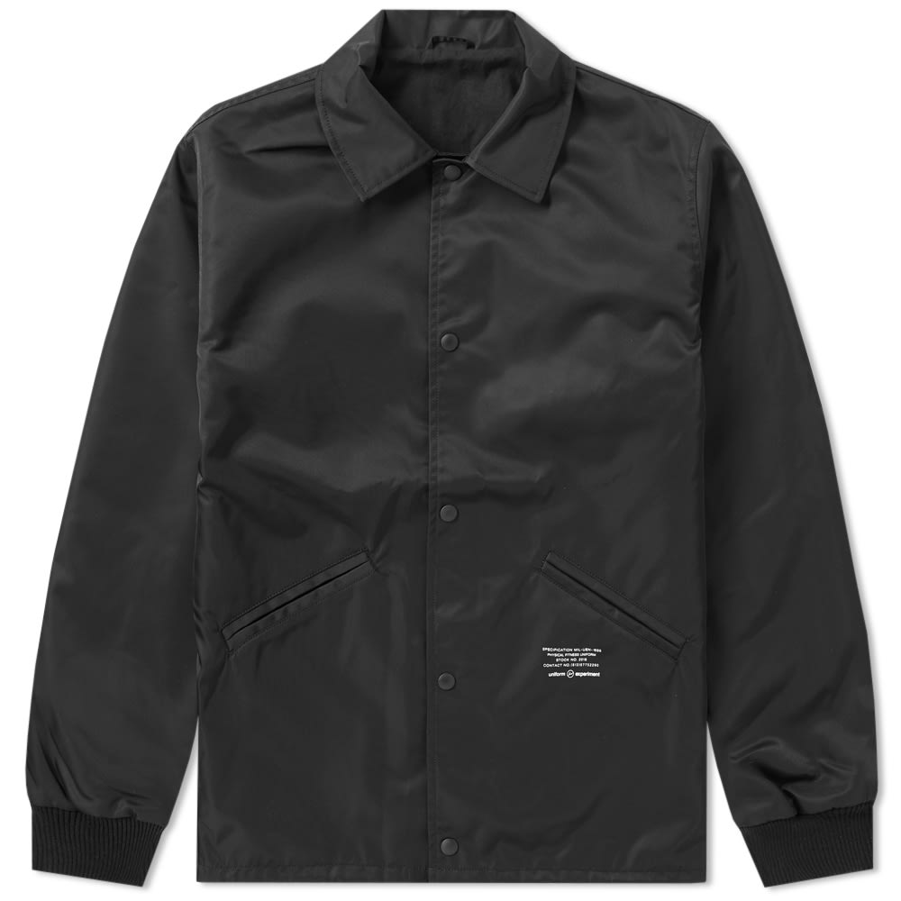 UNIFORM EXPERIMENT BIG COACH JACKET