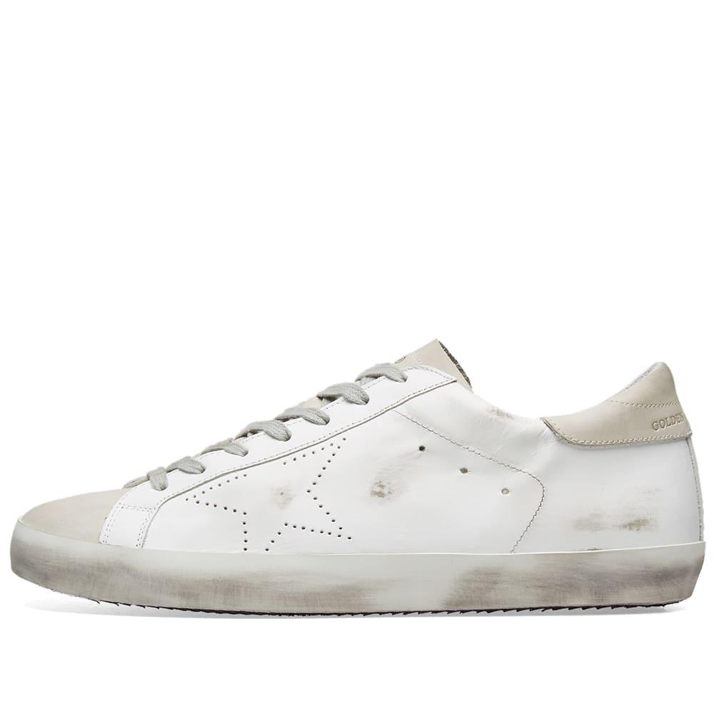 codice promozionale 0a595 0e298 Golden Goose Superstar Leather Sneaker