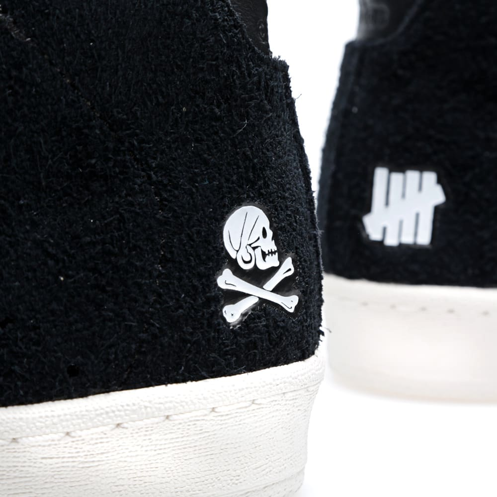 outlet store 247e0 ecfa0 Adidas Consortium x UNDFTD x Neighborhood Official Mid 80s Black & Chalk |  END.