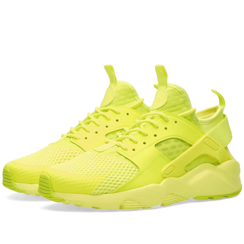 hot sale online 9d463 57bf5 Nike Air Huarache Run Ultra BR Volt   END.