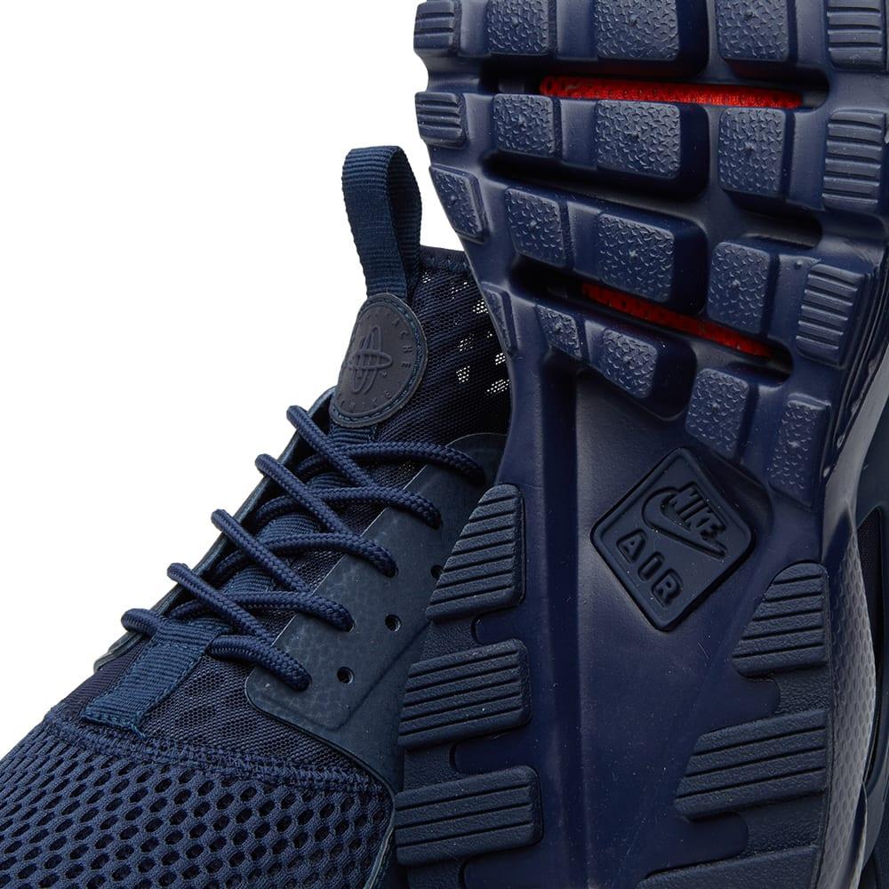 best sneakers 12791 44dd0 Nike Air Huarache Run Ultra BR. Midnight Navy