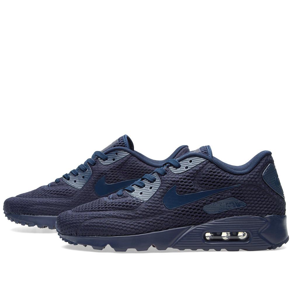 8c9ff160a0d Nike Air Max 90 Ultra BR Midnight Navy