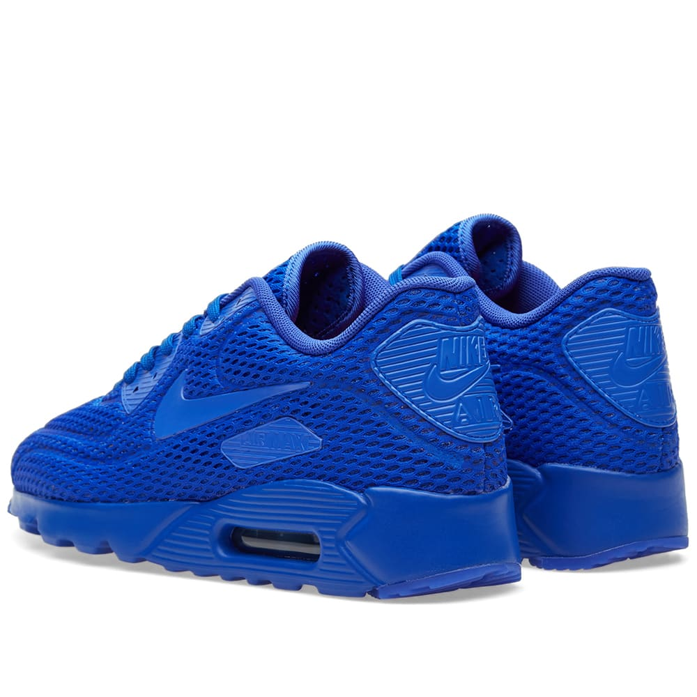 finest selection b260e ee50a Nike Air Max 90 Ultra BR Racer Blue   END.