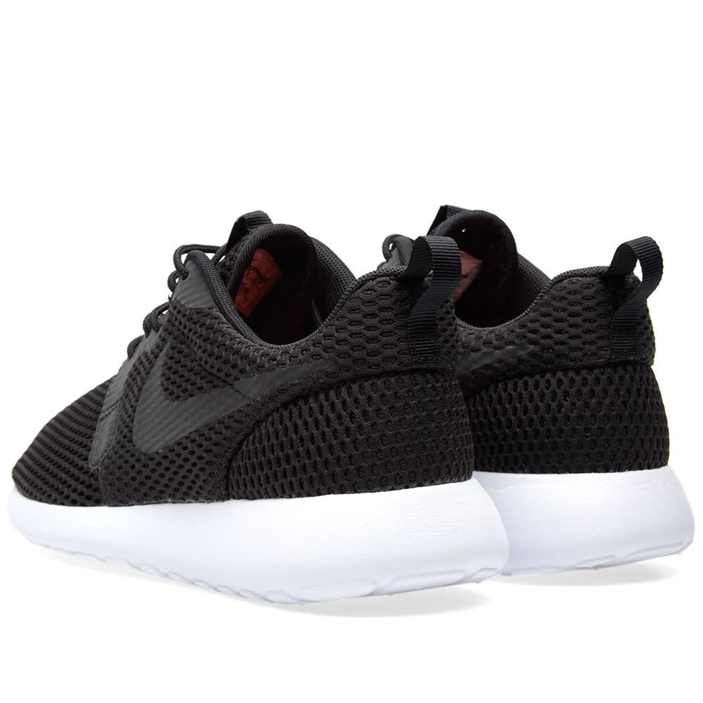 sports shoes 8fcda fc388 Nike Roshe One Hyperfuse BR Black   White   END.