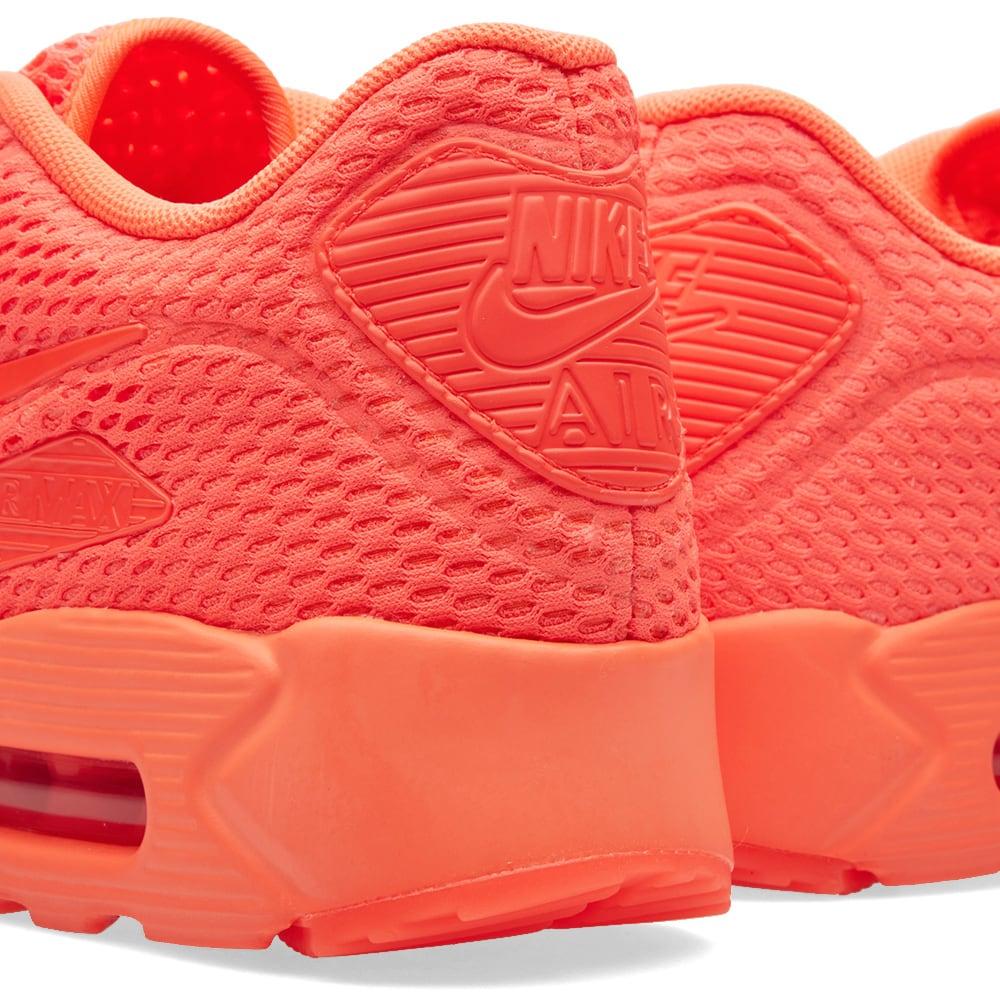 release date: a3277 ca686 Nike Air Max 90 Ultra BR Total Crimson   END.