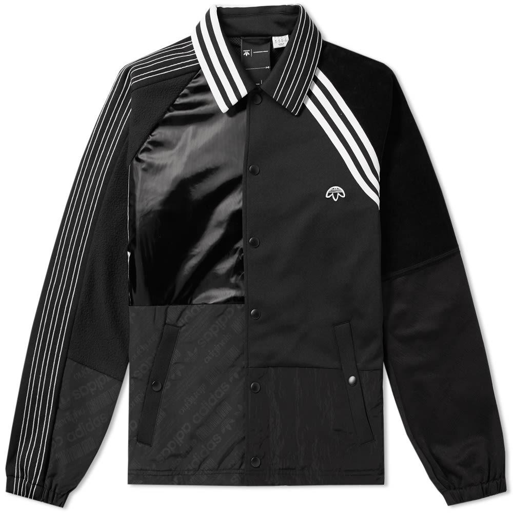 edullinen hinta huippumuoti laadukas suunnittelu Adidas x Alexander Wang Patch Jacket