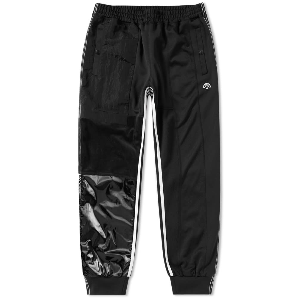 d13a8de24ad3 Adidas x Alexander Wang Patch Track Pants Black