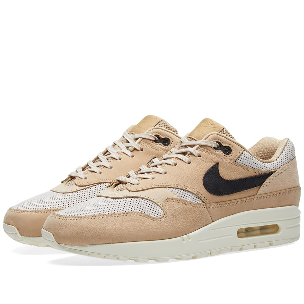 a2ad4716 Nike W Air Max 1 Pinnacle Mushroom, Black & Light Bone | END.