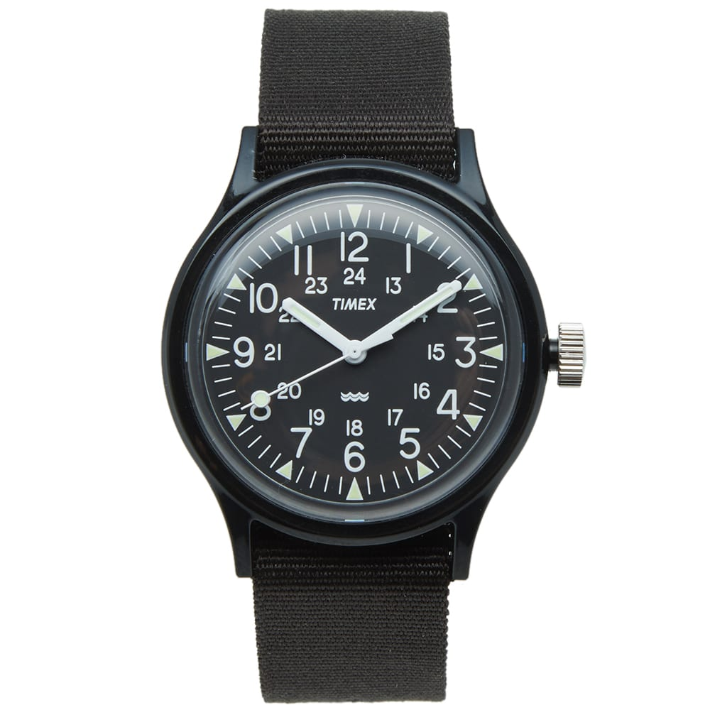 TIMEX ARCHIVE Timex Archive Camper Mk1 Watch in Black