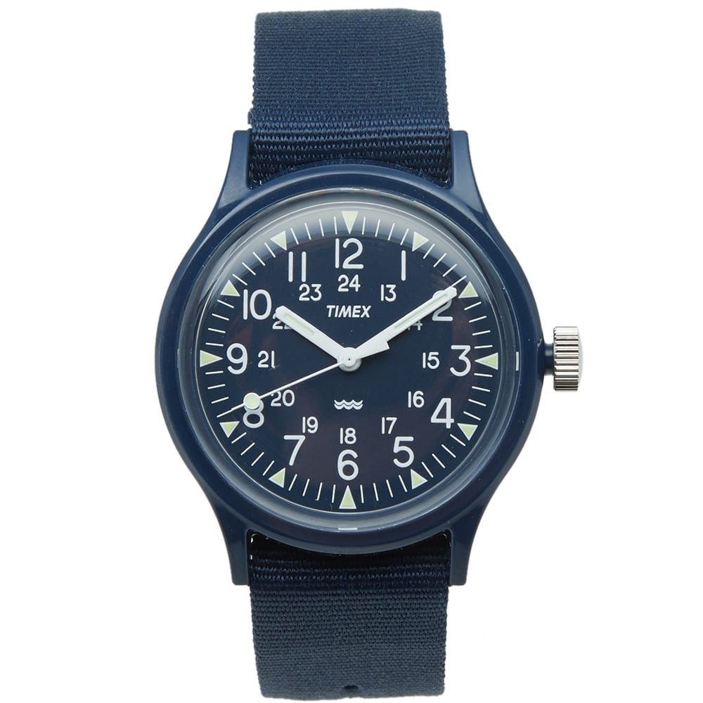 TIMEX ARCHIVE Timex Archive Camper Mk1 Watch in Blue