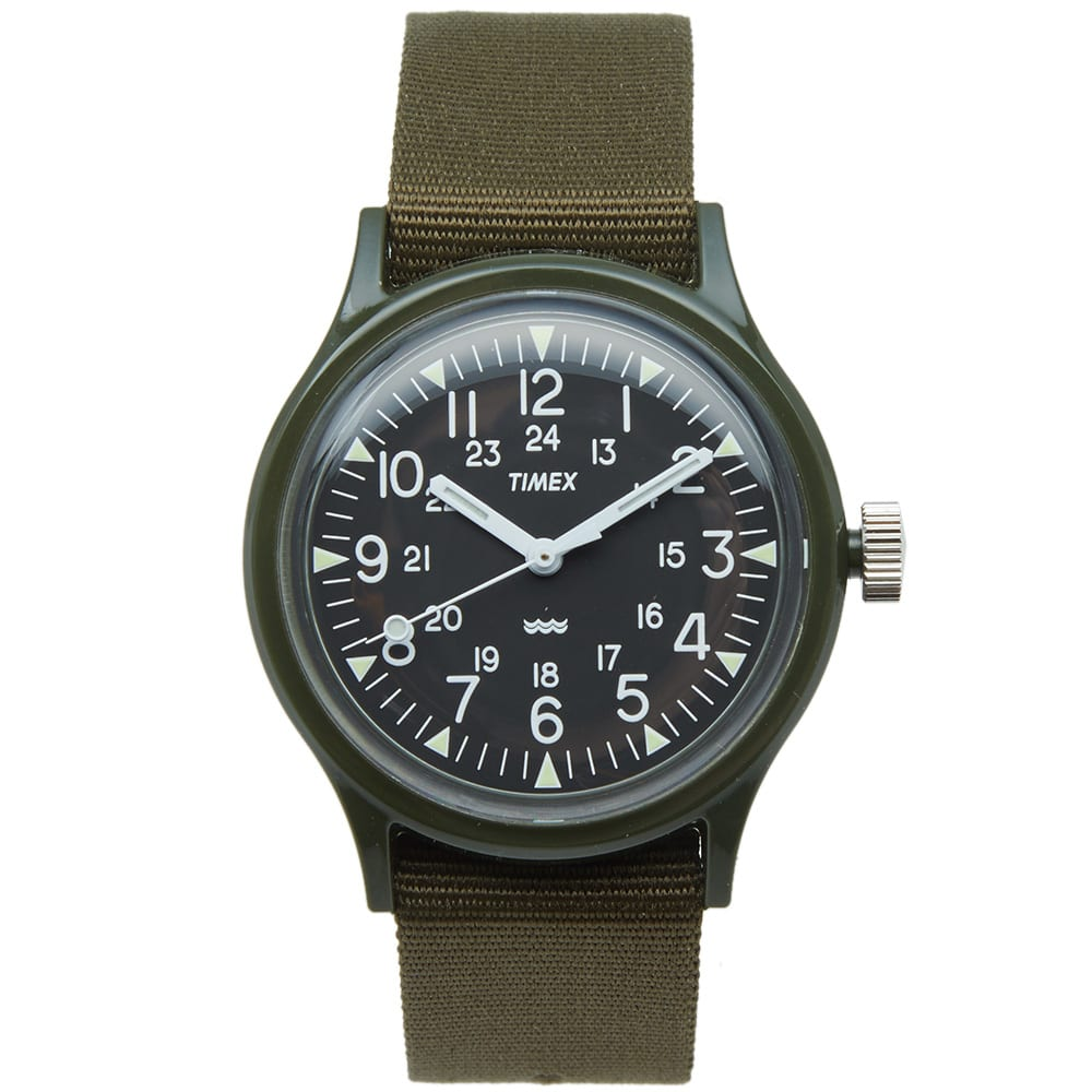 TIMEX ARCHIVE Timex Archive Camper Mk1 Watch in Green