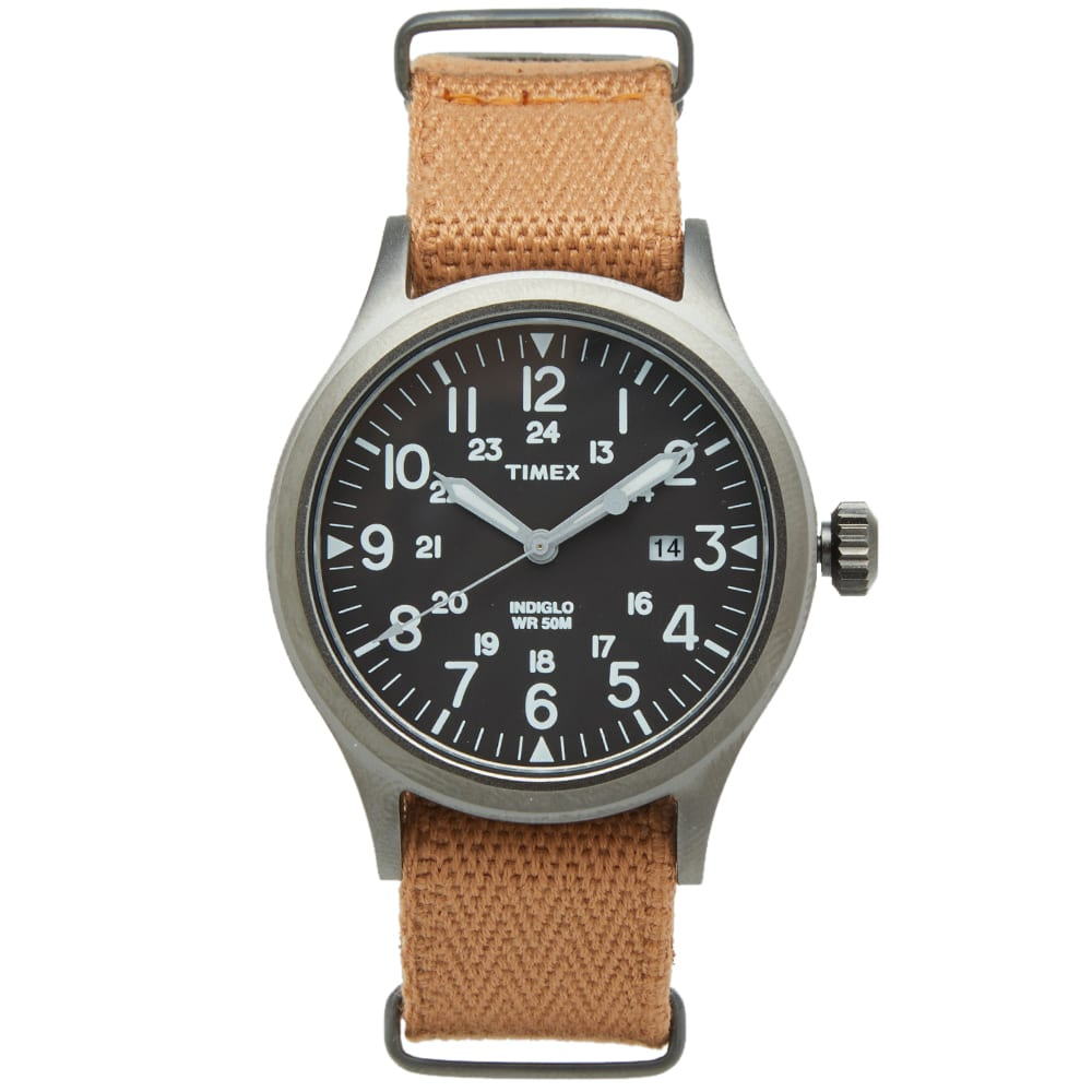 TIMEX ARCHIVE Timex Archive Scout Brook Watch in Brown