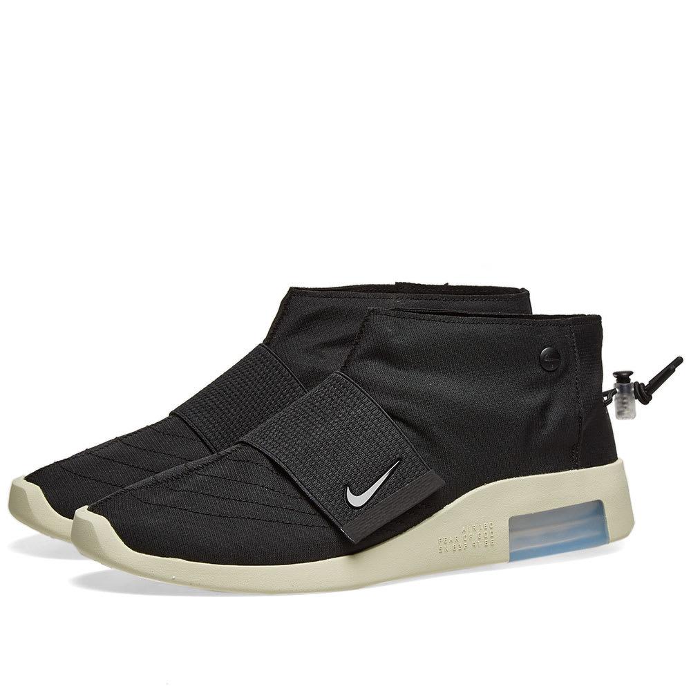 Nike Air x Fear Of God Strap Black