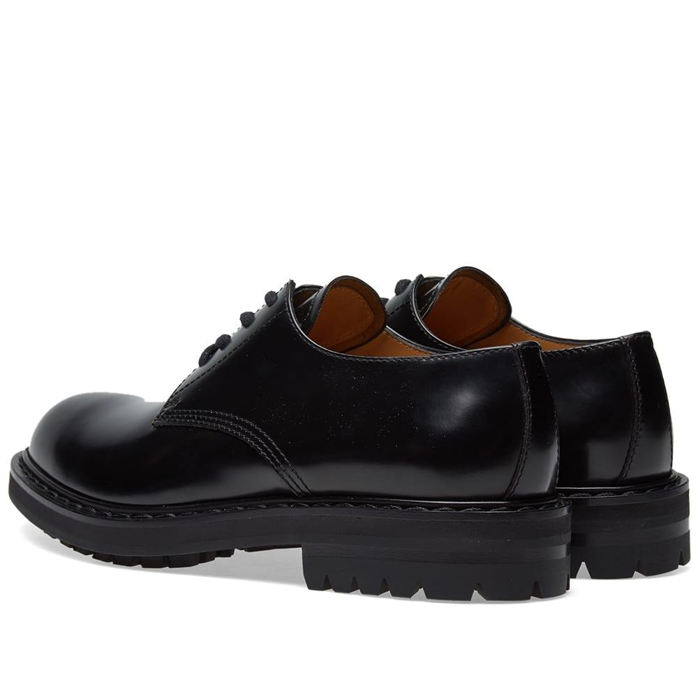alexander mcqueen derby shoes