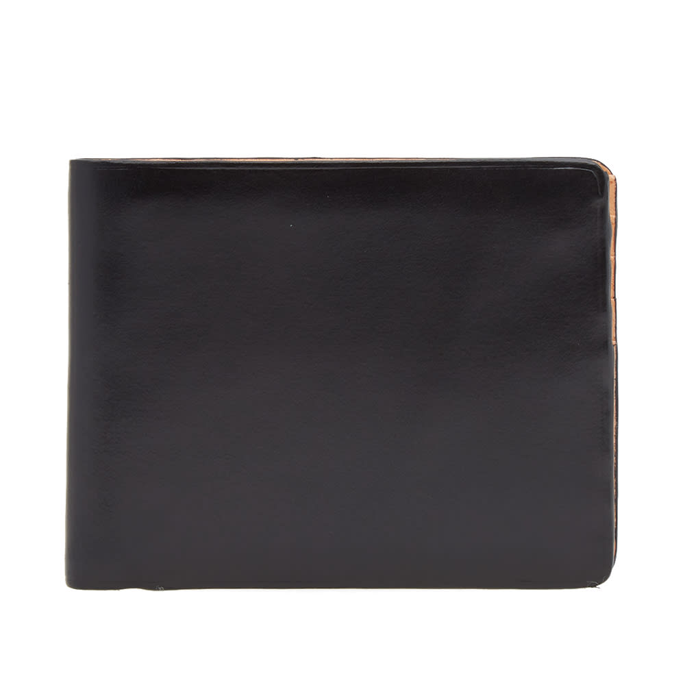IL BUSSETTO Wallet in Black