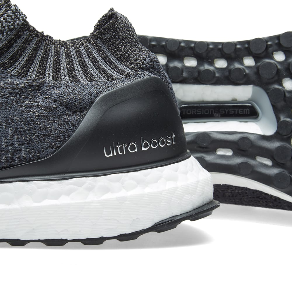 detailed look d9aaa 8fabf Adidas Ultra Boost Uncaged W Carbon, Core Black   Grey   END.