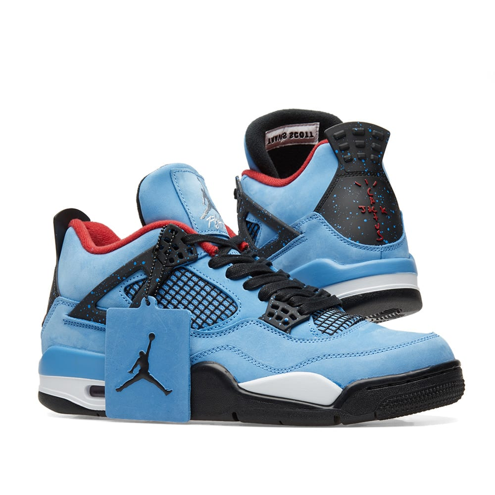 promo code b2fec 6617c Travis Scott x Air Jordan 4