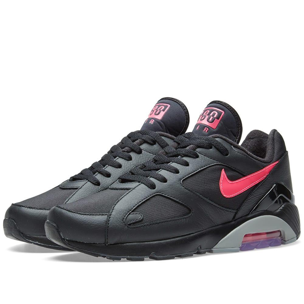 72424146f6de Nike Air Max 180 Black