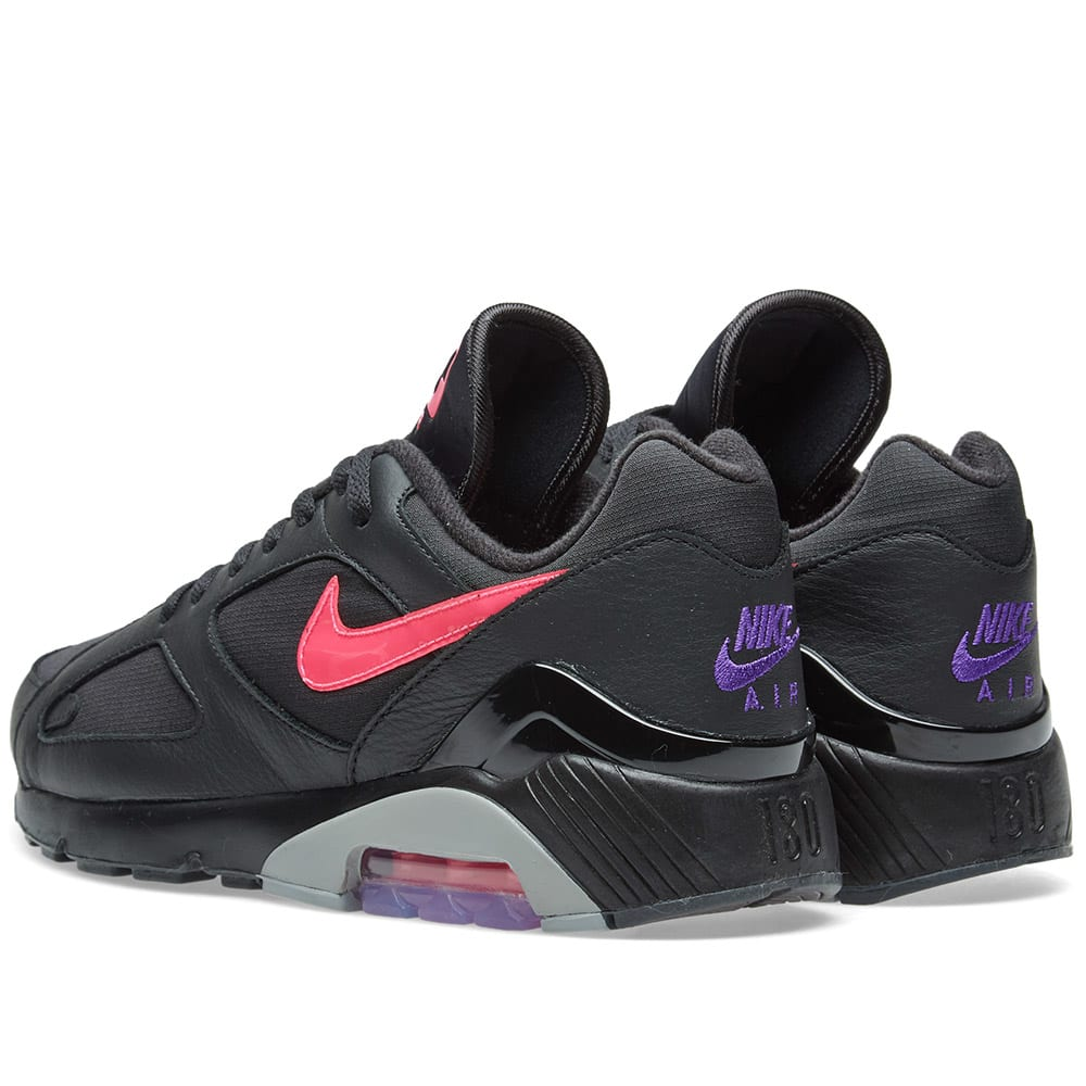 Nike Air Max 180 Black Pink | AQ9974 001