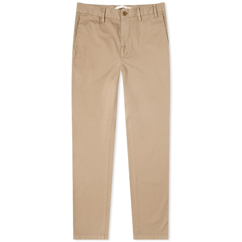 f8c01973595 Norse Projects Aros Slim Light Stretch Chino Utility Khaki | END.