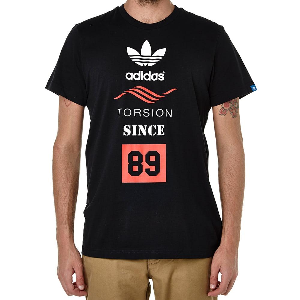 adidas torsion t shirt