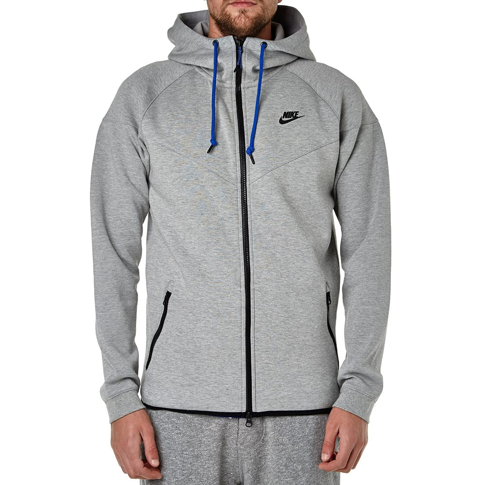 nike tech fleece windrunner dark grey heather. Black Bedroom Furniture Sets. Home Design Ideas