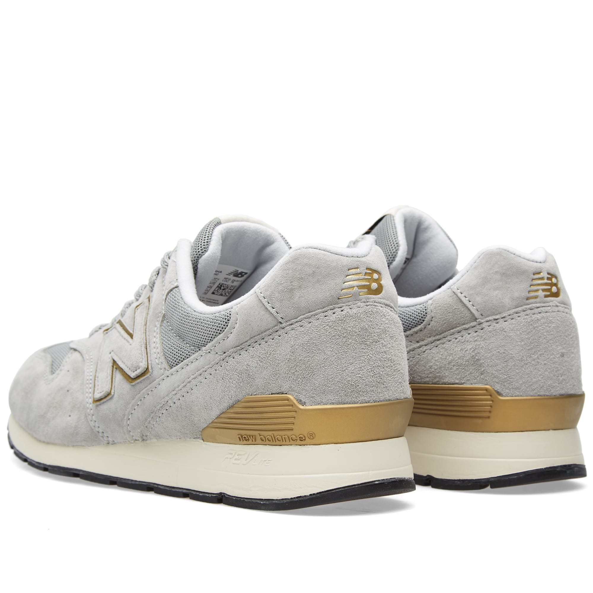 online store 09b8c 499d2 New Balance MRL996HA. Grey   Gold