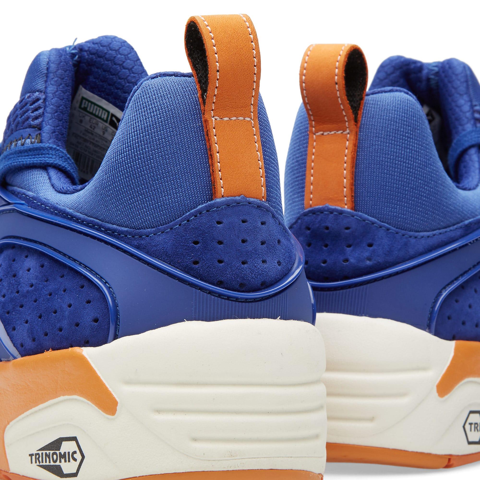 Puma x NY Knicks Trinomic Blaze of Glory
