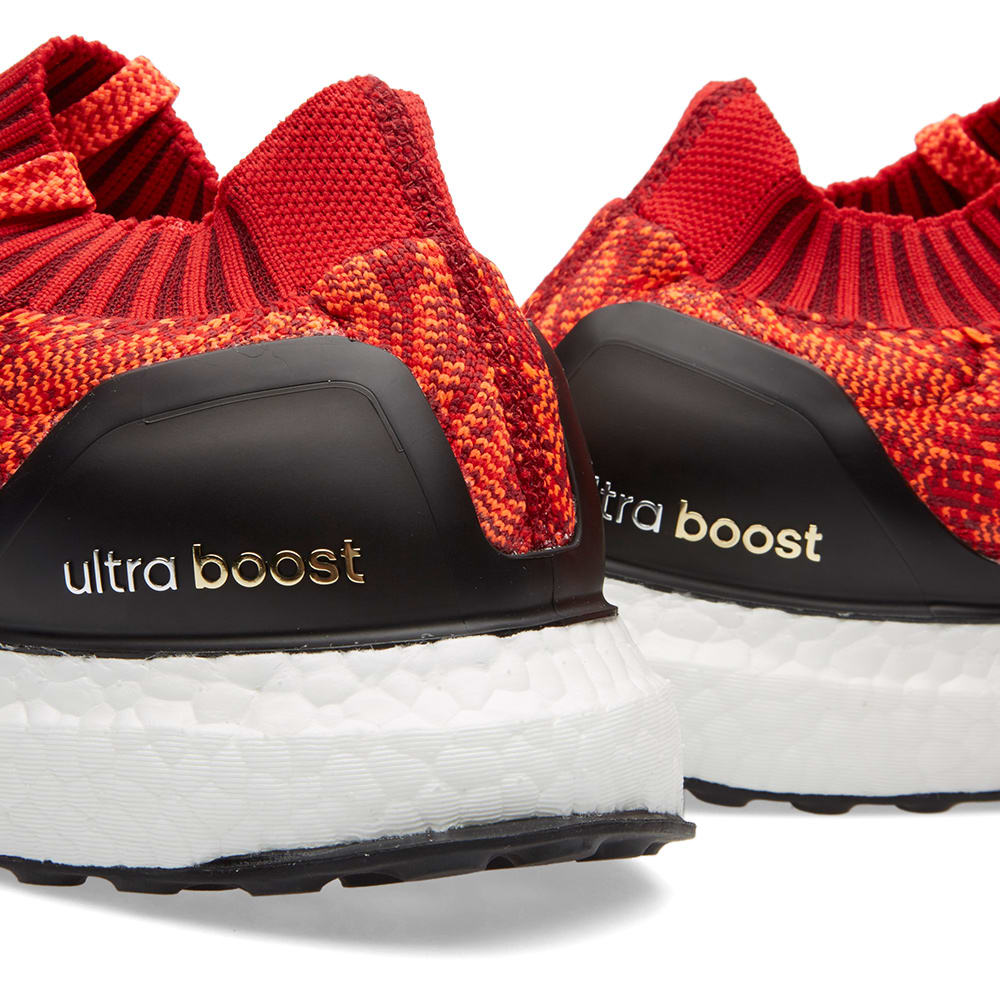 56f128e65 Adidas Ultra Boost Uncaged Ltd. Scarlet   Solar Red