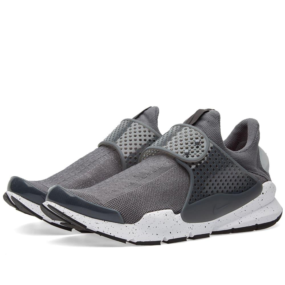 low priced a3de8 f5265 Nike Sock Dart Wolf Grey, White   Pink Blast   END.