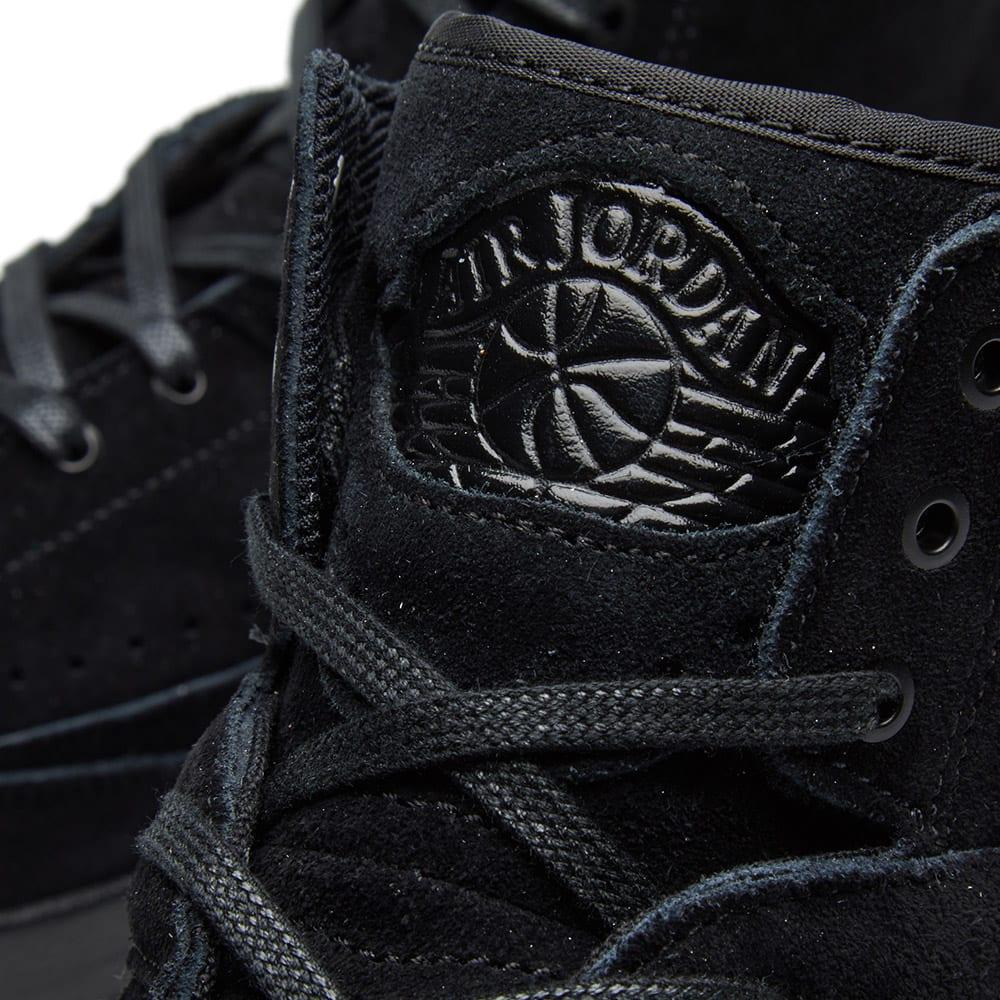 d56468075691c5 Nike Air Jordan 2 Retro Decon Black
