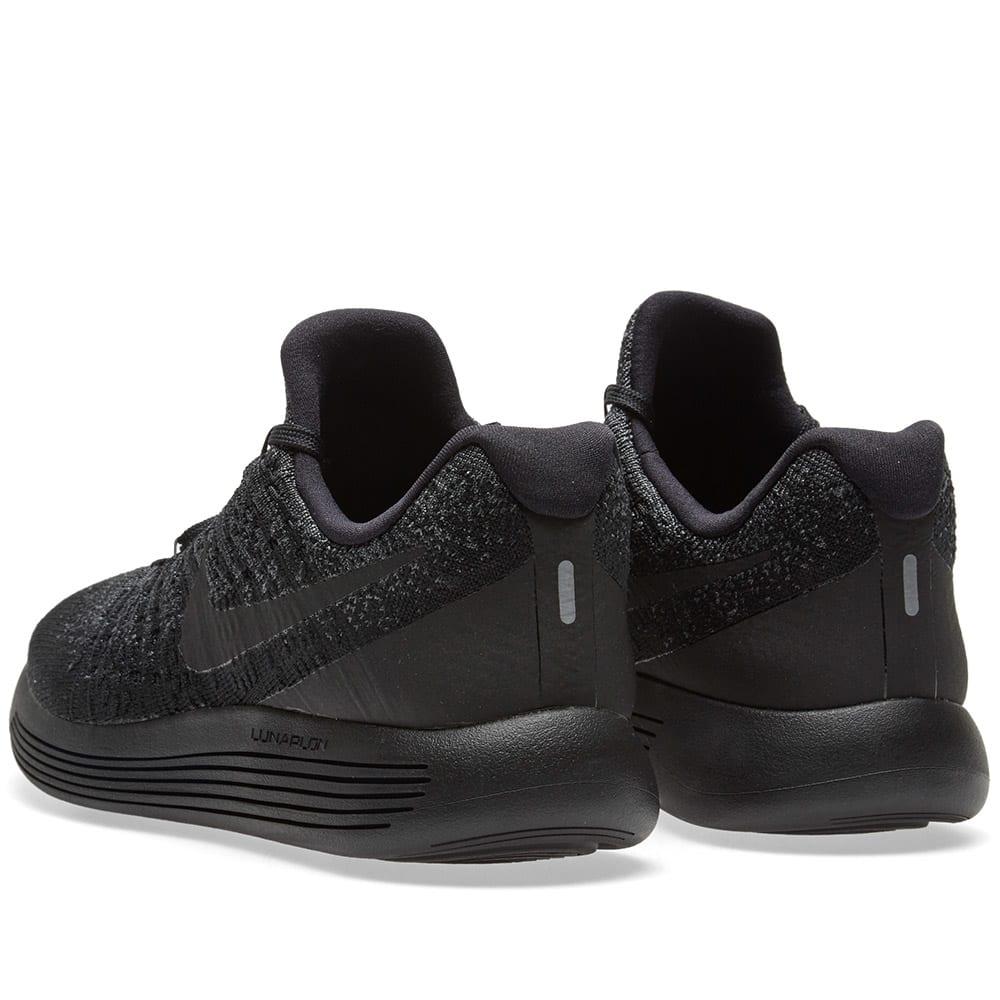 5c176a9111dd Nike LunarEpic Low Flyknit 2 Black