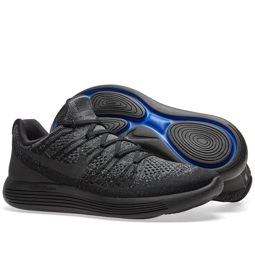 c7ed297036397 Nike LunarEpic Low Flyknit 2 Black