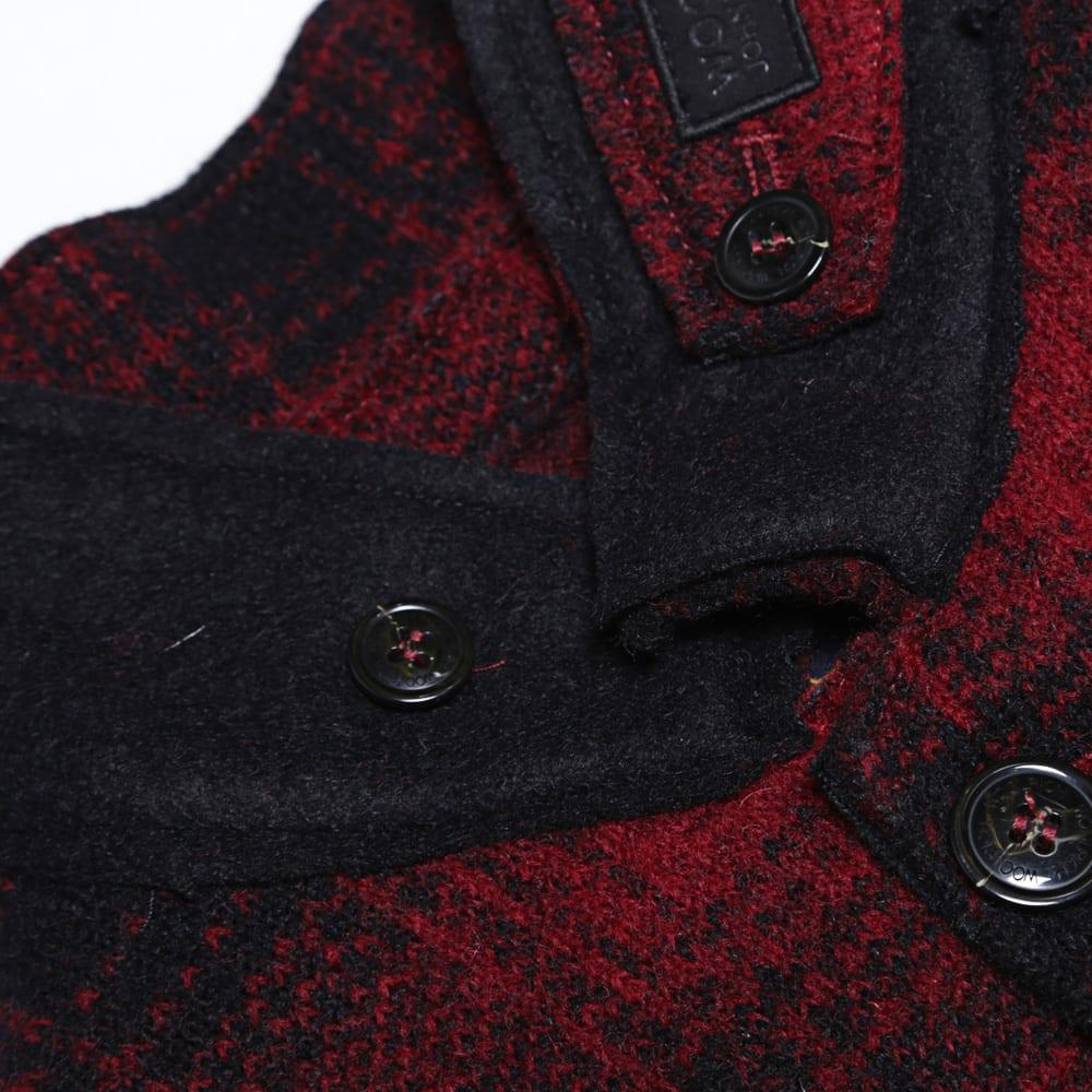 1b2f6e04b2152 Woolrich Mackenzie Jacket Hunting Check | END.