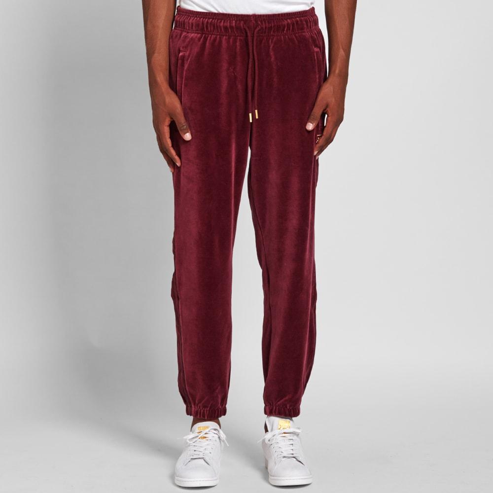 54c011b1344 Adidas Velour Cuffed Track Pant