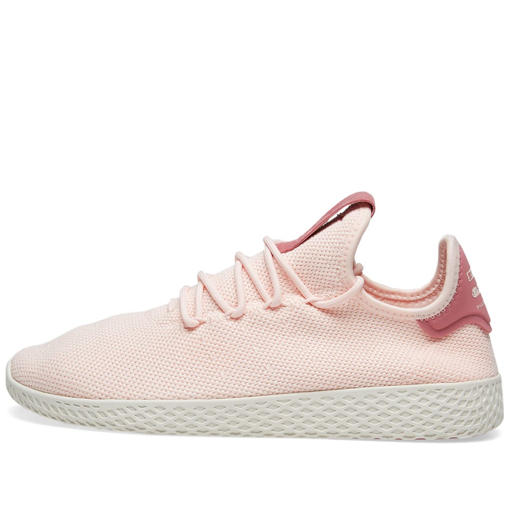 24f0eda83 Adidas x Pharrell Williams Tennis HU W Icey Pink   Chalk White