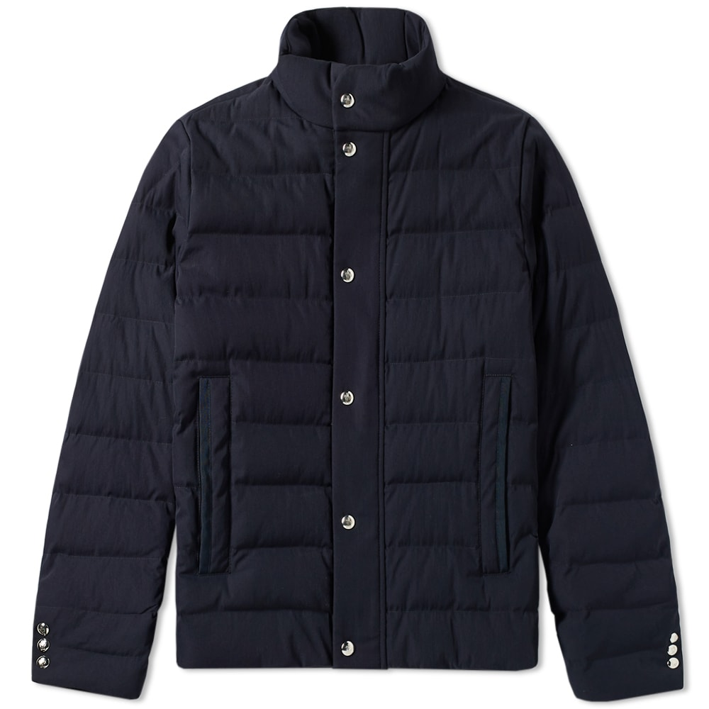 MONCLER Bellentre Down Jacket, Blue