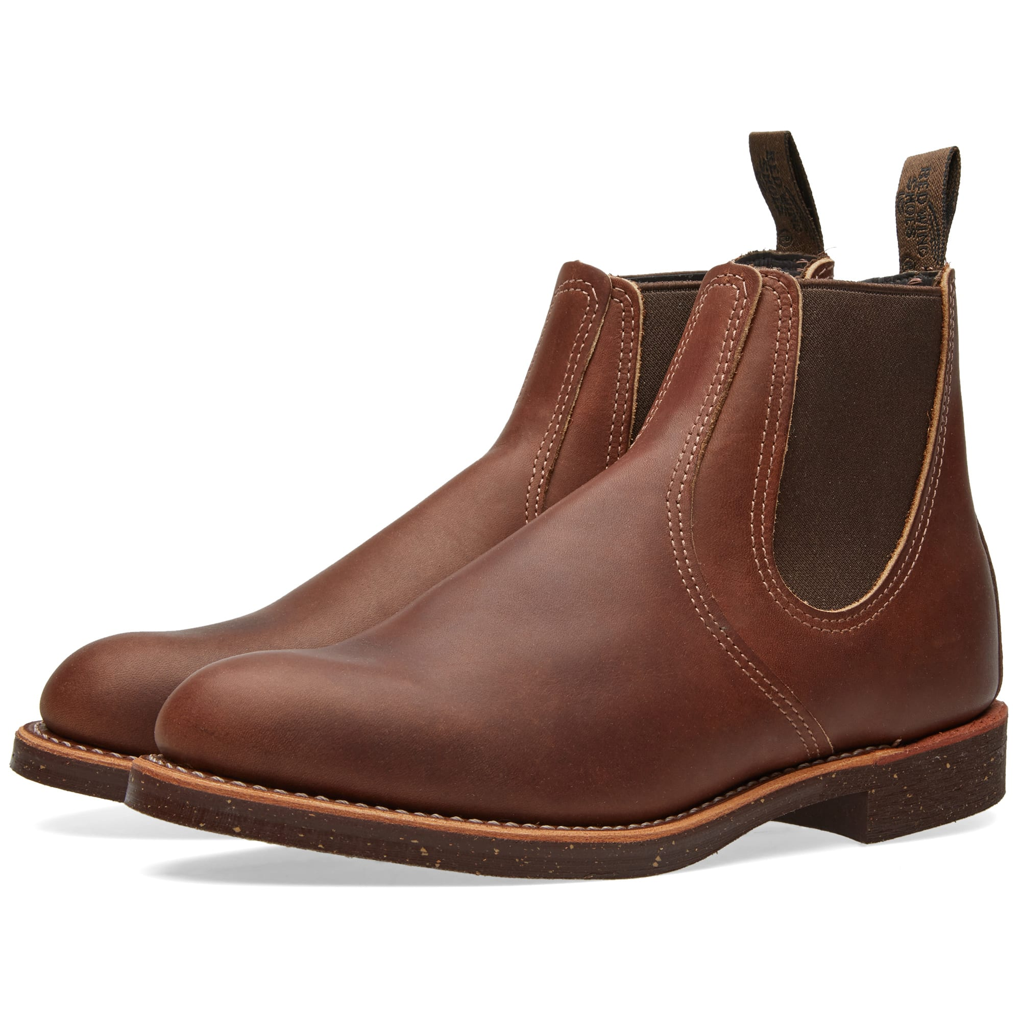 RED WING 8201 HERITAGE CHELSEA RANCHER BOOT